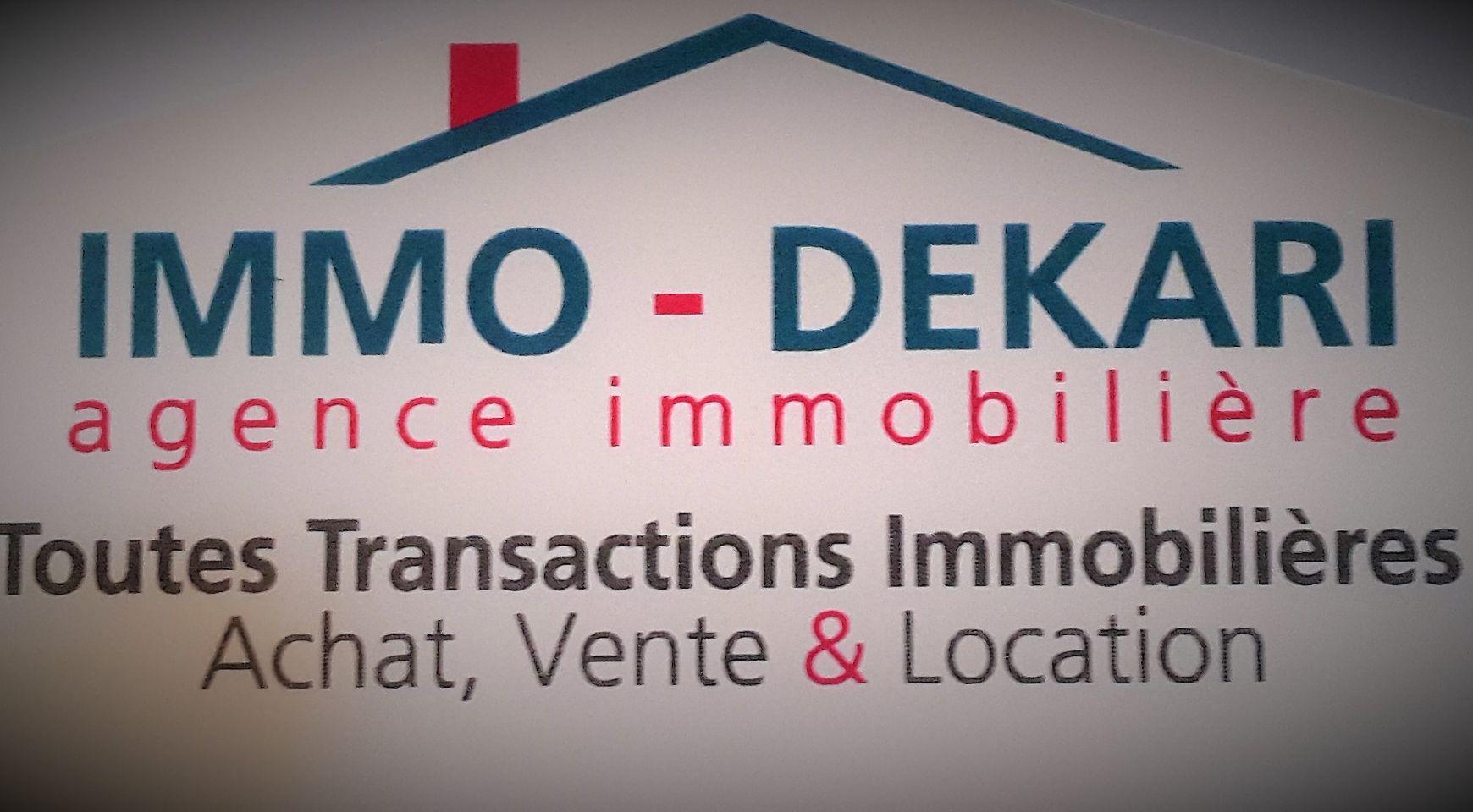 Agence immobili re immo dekari el mouradia alger for Agence immobiliere alger