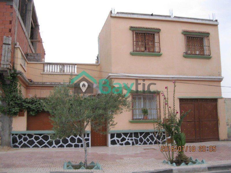 vente villa hammam bouhadjar ain t mouchent alg rie. Black Bedroom Furniture Sets. Home Design Ideas