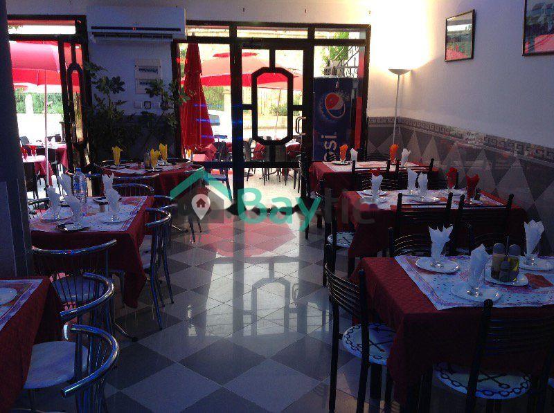 vente restaurant alger