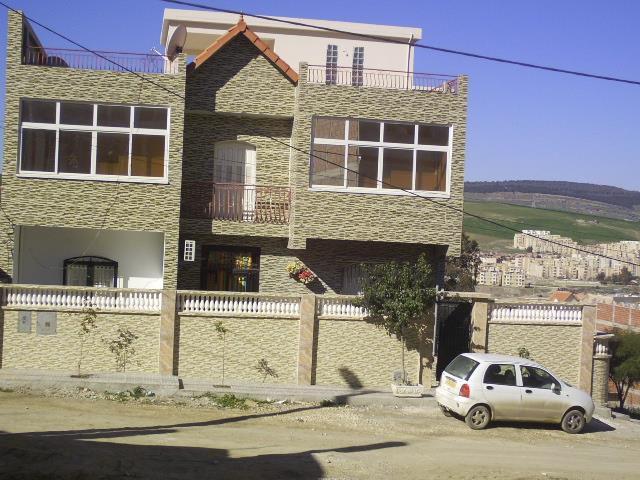 Vente Villa Oued Zenati Guelma Alg Rie