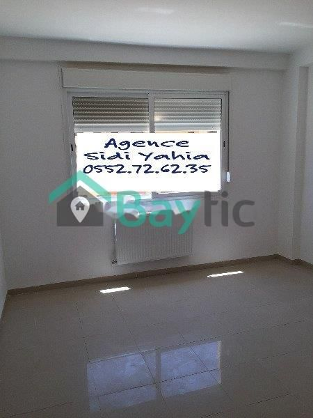 Location Appartement F3  El achour