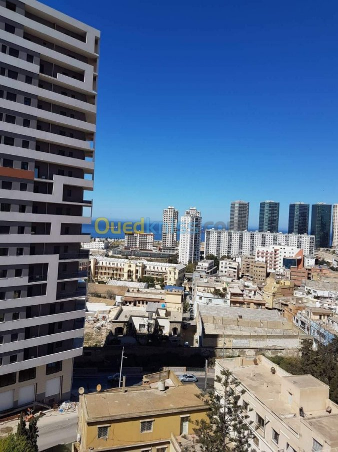 Vente Appartement F5 RESIDENCE VICTORIA (SHERIF ATHMAN) A BEL AIR